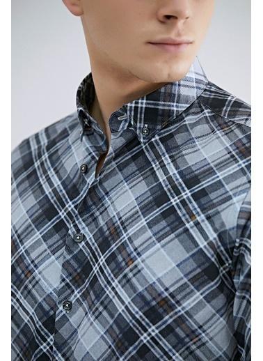 TWN Slim Fitbaskılı Gömlek Renkli